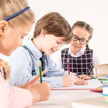 Английский младшие школьники